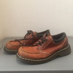 Dr Martens 8A25 Size 10 Oxford Brown